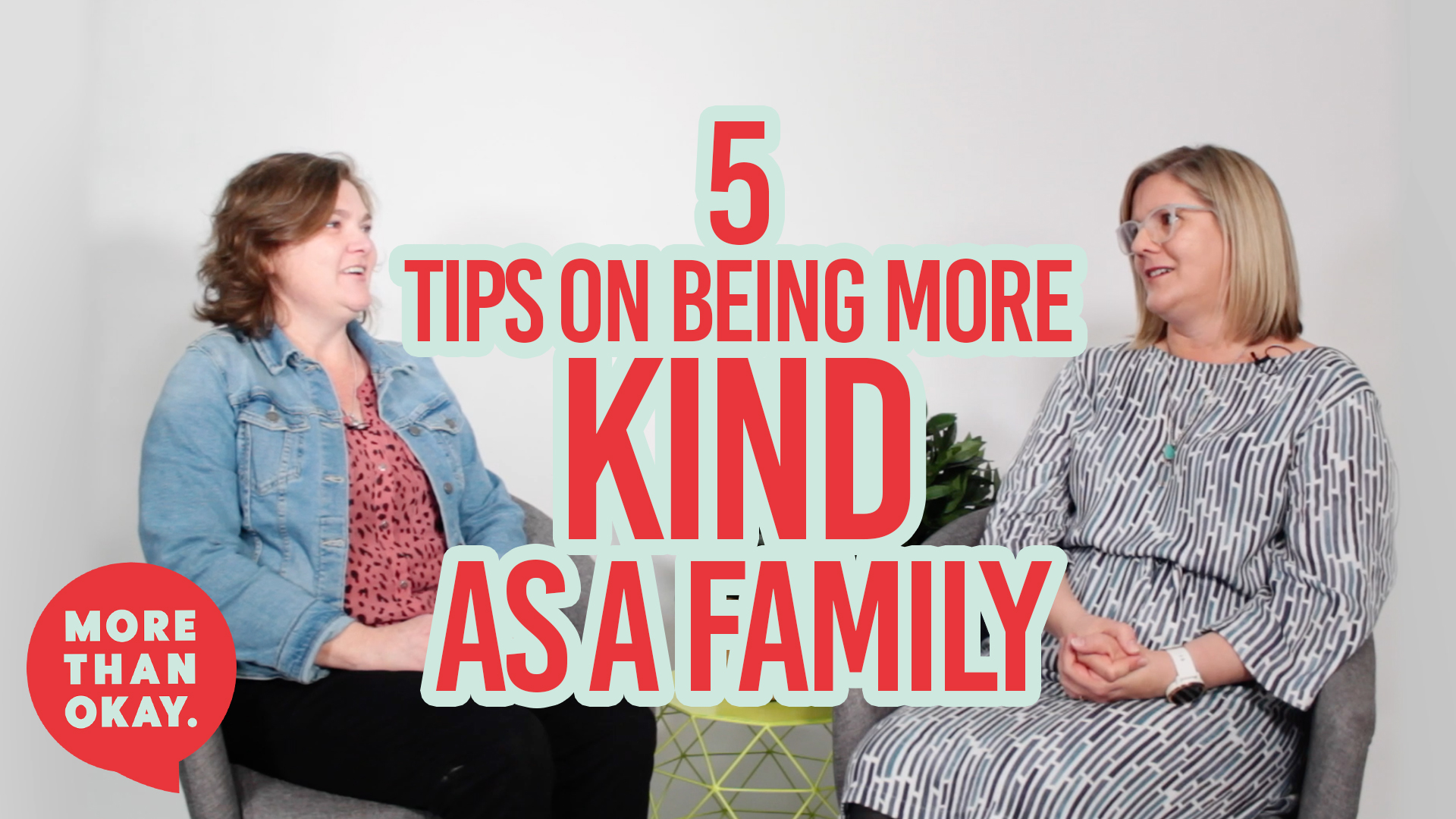 5 ways to be more kind as a family