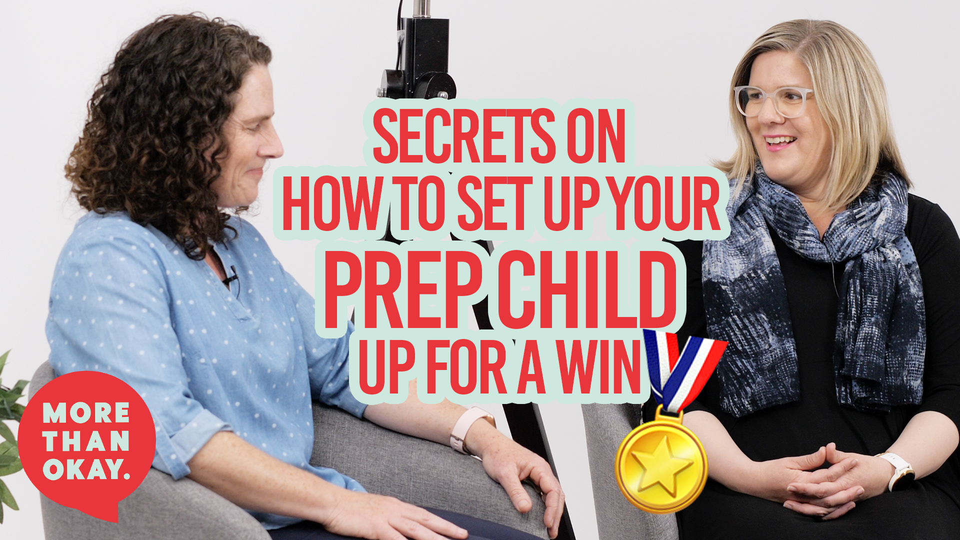 Secrets on how to set up your prep child for a win