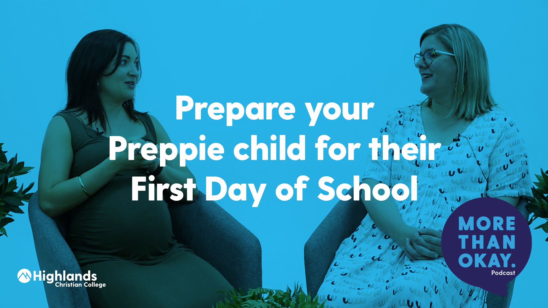 How to prepare your preppie for their first day of school