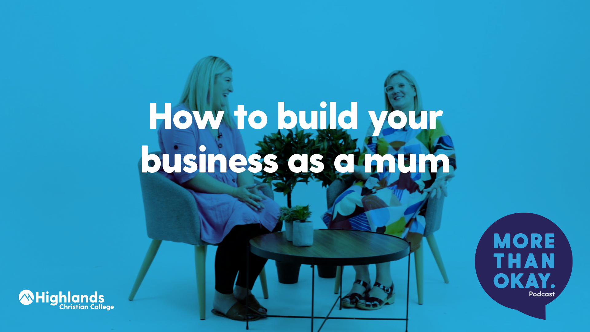 How to build your business as a mum